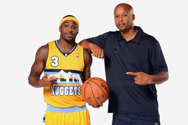 Denver Nuggets Media Day 2013: Photos, Interviews and Takeaways