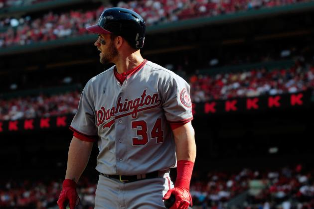Bryce Harper Wants to Get 'As Big as a House' by Spring Training