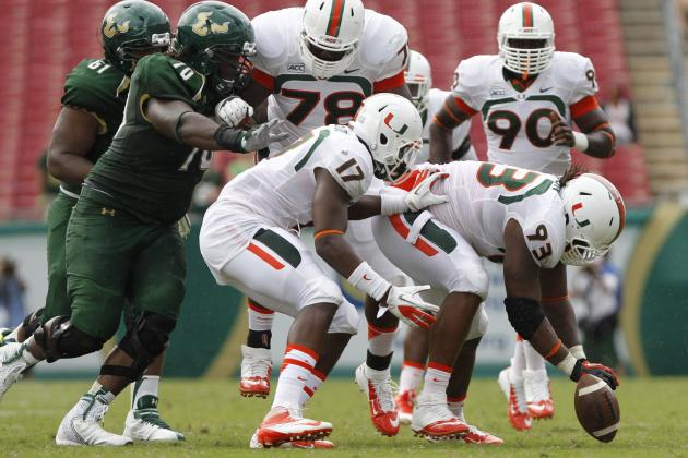 Miami Football: Canes' 3 Keys to Stopping Georgia Tech Triple Option