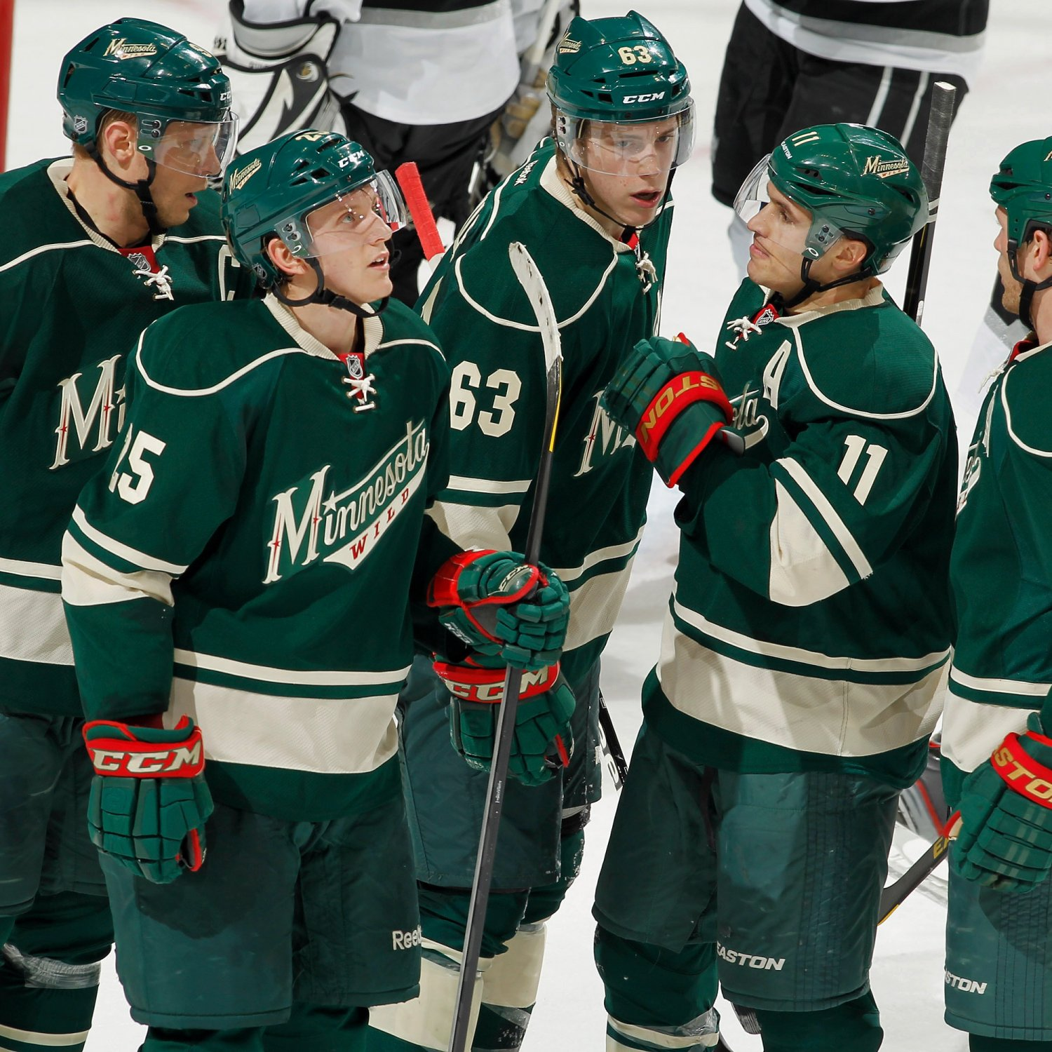 Complete 2013-14 Season Preview for the Minnesota Wild | Bleacher ...