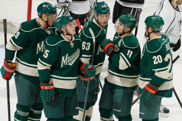 Complete 2013-14 Season Preview for the Minnesota Wild