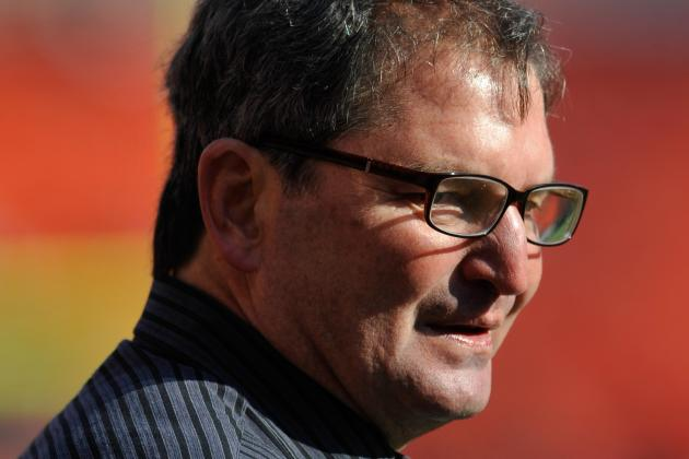 Former Cleveland Browns Quarterback Bernie Kosar Arrested for DUI