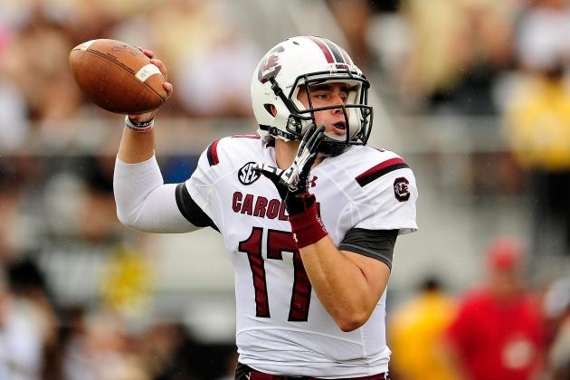 South Carolina Football: How Offense Changes with Dylan Thompson at QB