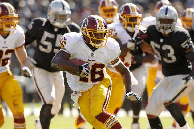 Alfred Morris Injury: Latest News and Fantasy Outlook for Redskins Starting RB