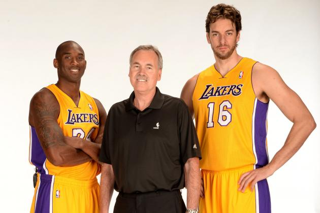 Why LA Lakers' Upcoming 2013-14 Season Is Most Pivotal of Era