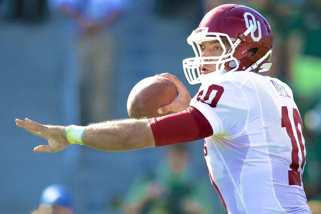 The Evolution of Oklahoma Quarterback Blake Bell