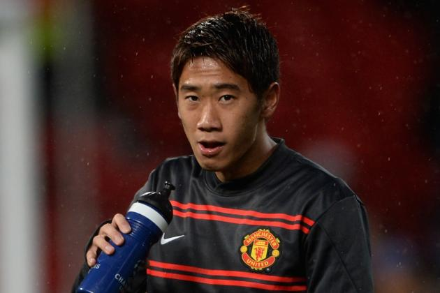 Why Shinji Kagawa Thrived at Dortmund but Is Struggling at Manchester United