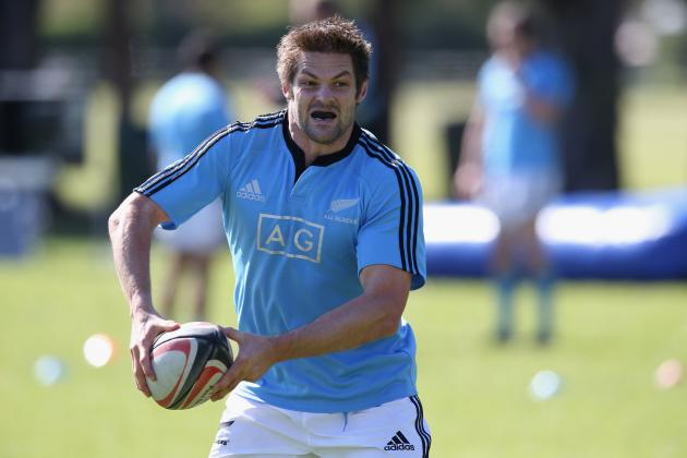 Richie McCaw Set to Face Springboks