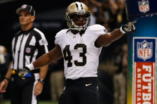 Darren Sproles' Updated 2013 Fantasy Outlook and Trade Value After Week 4