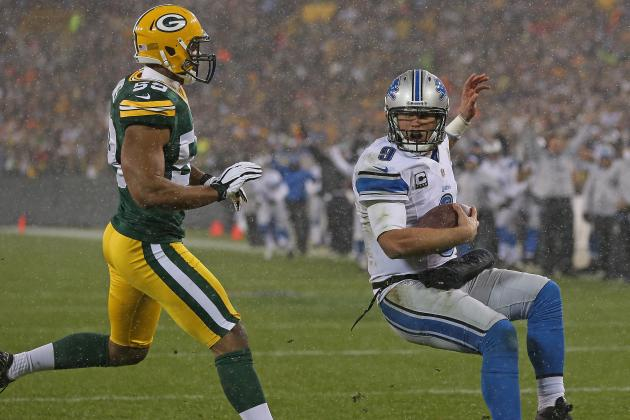 Detroit Lions: What You Need to Know Heading into Week 5
