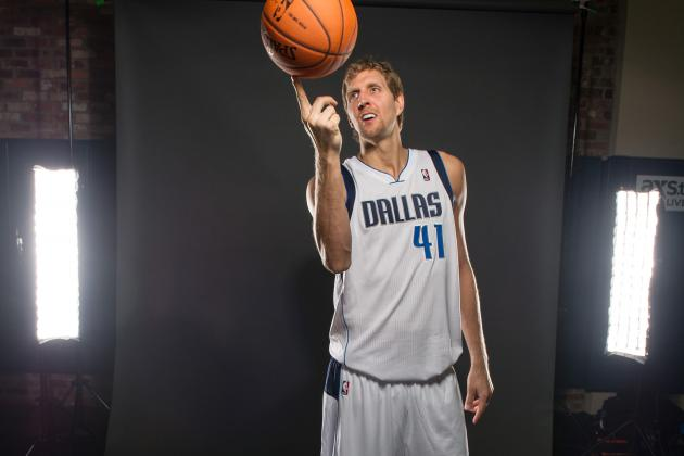 Dallas Mavericks Media Day 2013: Photos, Interviews and Takeaways