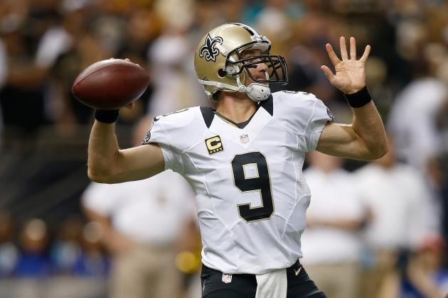 Drew Brees' Updated 2013 Fantasy Outlook and Trade Value After Week 4