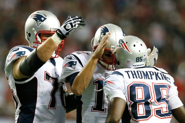 Tom Brady, Patriots WRs Appear to Finally Be on the Same Page