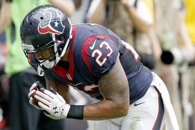 Texans' Foster Calls Players Only Meeting