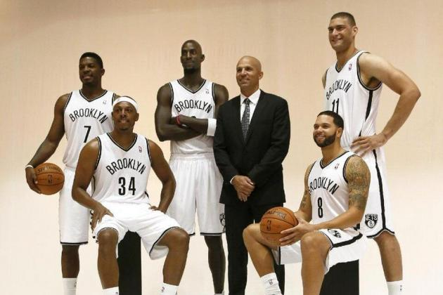 Brooklyn Nets Media Day 2013: Photos, Interviews and Takeaways