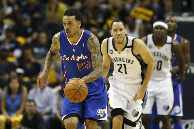 Spotlighting and Breaking Down LA Clippers' Small Forward Position
