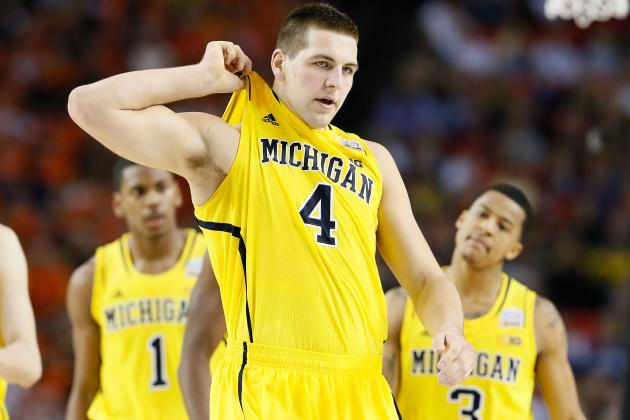 Michigan Basketball: How Concerning Is Mitch McGary's Back Condition?