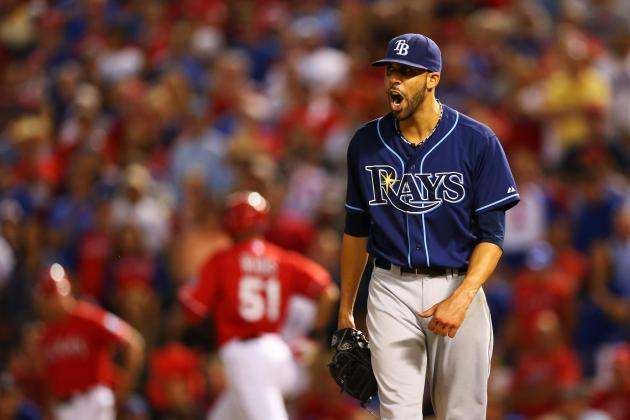 David Price Proves He's Elite with Complete Game Win in Biggest Moment