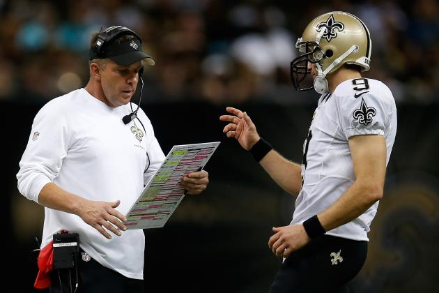 Sean Payton's Genius Makes Drew Brees, Saints Offense the NFL's Most Dangerous