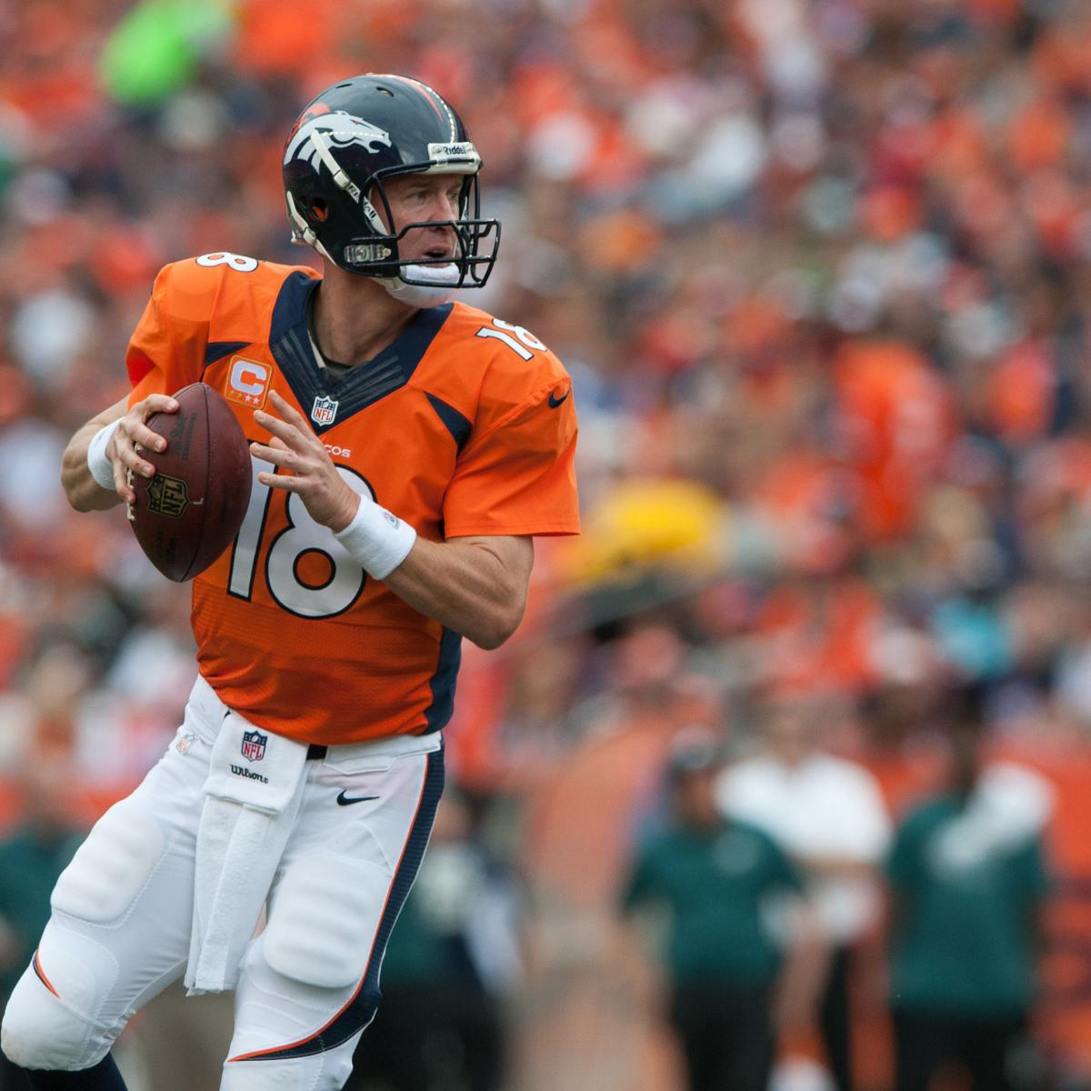 Are The 2013 Denver Broncos Emerging As One Of Greatest