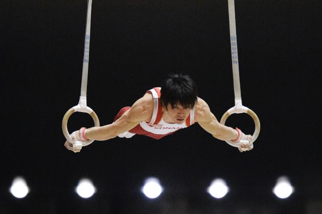 World Gymnastics Championships: Contenders for Men's All-Around Competition