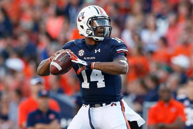 Auburn Football: The Key to Fixing Nick Marshall's Inconsistent Play