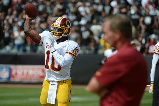 Washington Redskins Could Be in a Position to Charge Ahead in Feeble NFC East