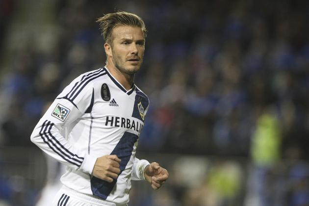David Beckham Reportedly Close to Becoming Owner of New MLS Franchise