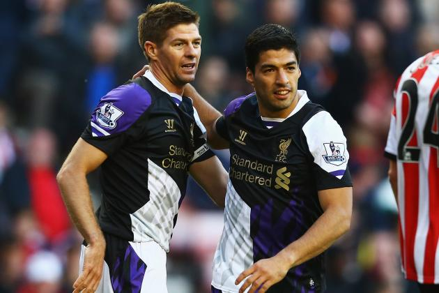 Luis Suarez Wants to Stay at Liverpool, Claims Steven Gerrard