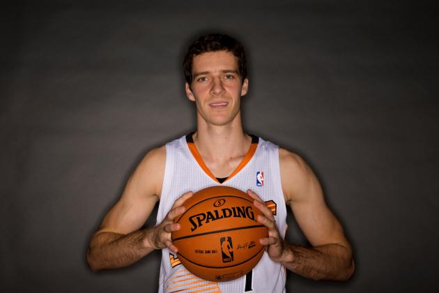 Phoenix Suns Media Day 2013: Photos, Interviews and Takeaways