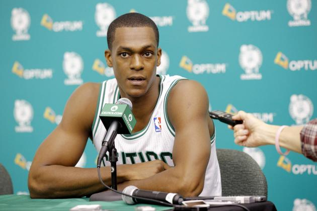 Boston Celtics Media Day 2013: Photos, Interviews and Takeaways