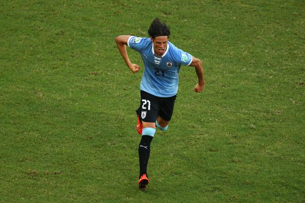 Manchester City Blown Away with £29 Million Edinson Cavani Bid