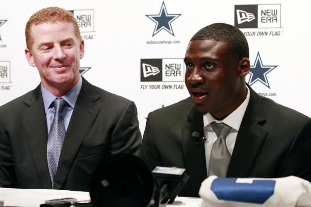 Morris Claiborne Is Struggling for Cowboys