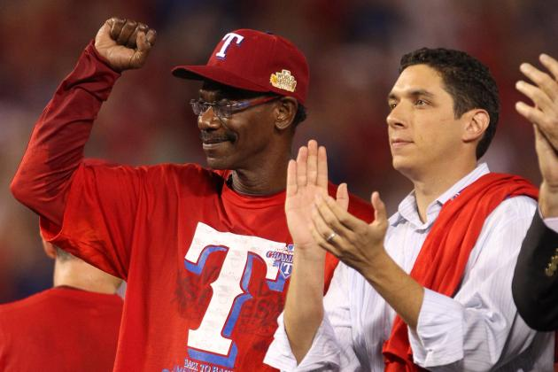 Ron Washington Will Be Back as Rangers Manager in 2014