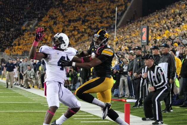 Penn State Football: Should Adrian Amos Move Back to Corner?