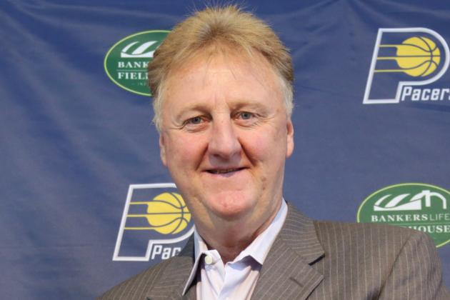 Larry Bird's $4.8 Million Florida Mansion for Sale (PICs)