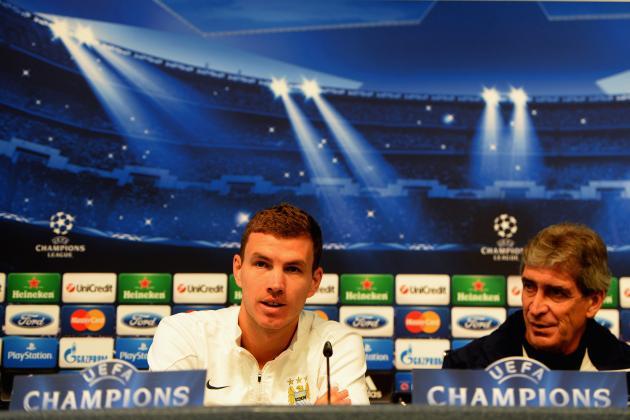 Man City vs. Bayern: Why Silva and Aguero Return Is Vital for Pellegrini