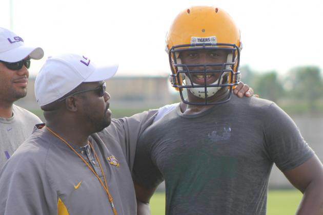 Davon Godchaux Commits to LSU: What 4-Star DE Brings to LSU