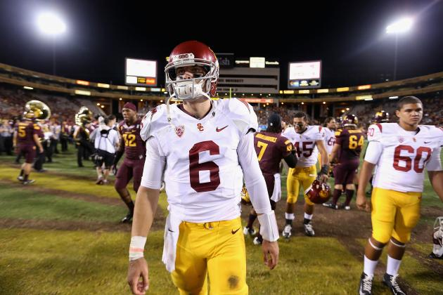 Pac-12's Rise Came at Just the Wrong Time for USC, Lane Kiffin