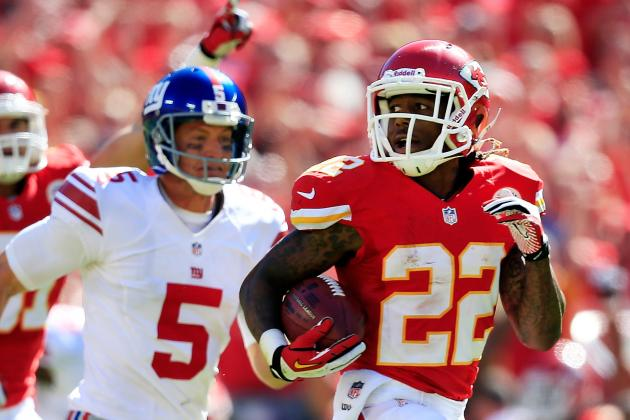 Chiefs Encouraged by McCluster''s Big Return