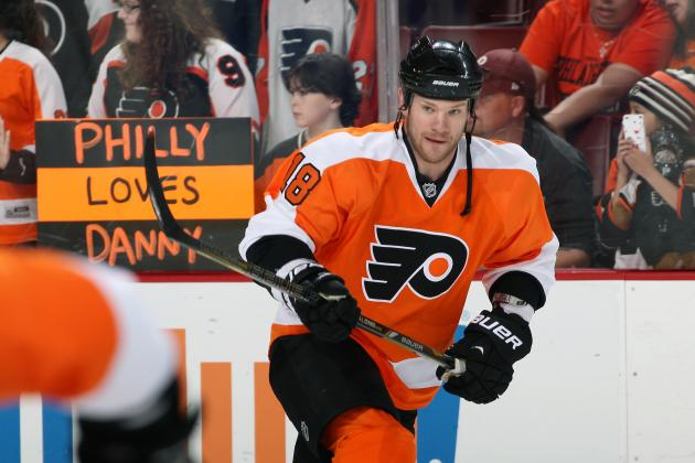 Flyers Recall Adam Hall