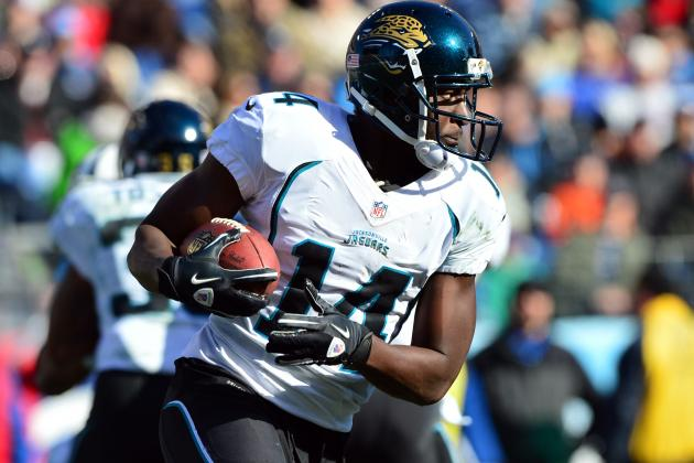 Justin Blackmon's Updated 2013 Fantasy Outlook Heading into Week 5
