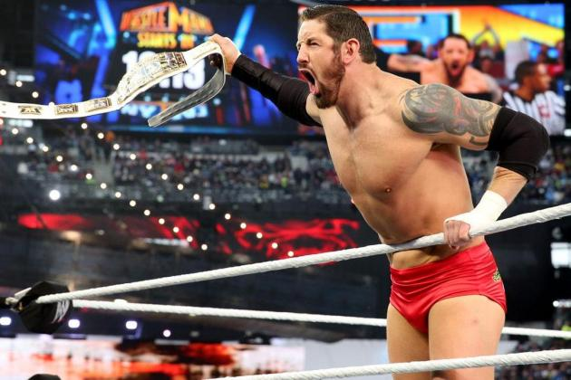 WWE Rumors: Examining Latest Buzz Around CM Punk,  Wade Barrett and More