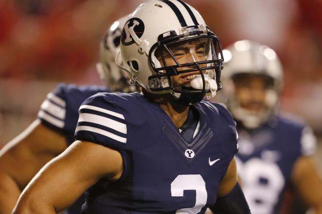 Van Noy Receives Player of the Week Honors