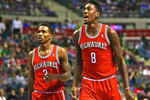 Larry Sanders Fires Diss at Brandon Jennings About Being a Ball Hog