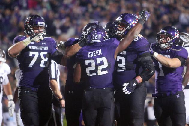 Northwestern Primed for an Upset of Ohio State, but Is It Capable?