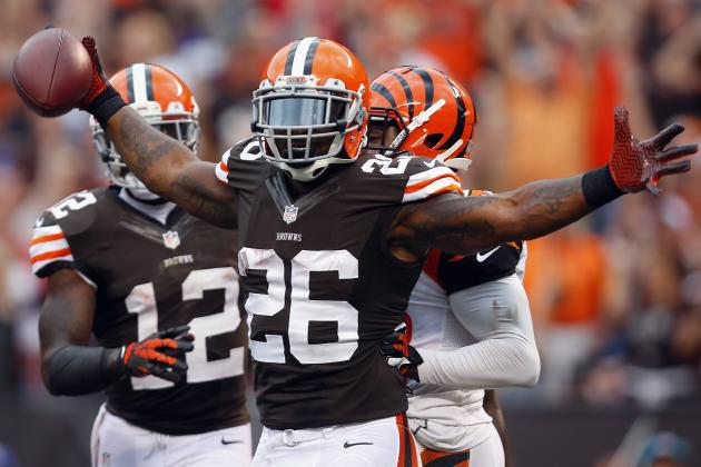 Willis McGahee Says 'I Ain't Trent Richardson, but I'm Here to Play'