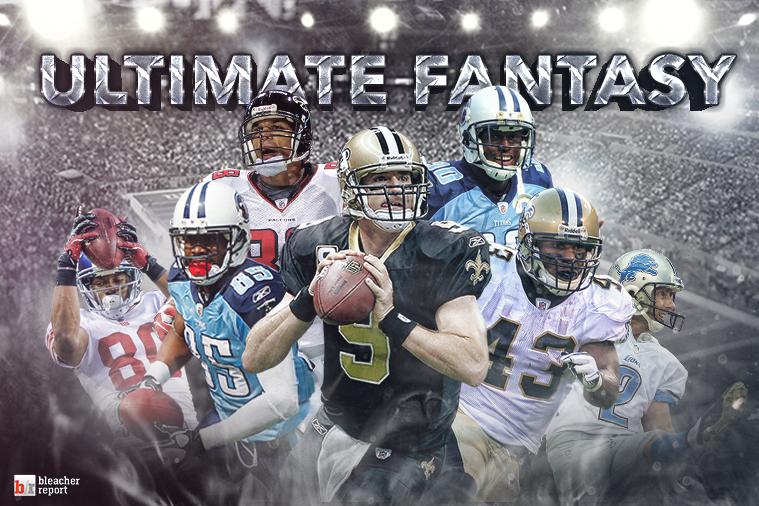Ultimate Fantasy Football Week 4 Lineup
