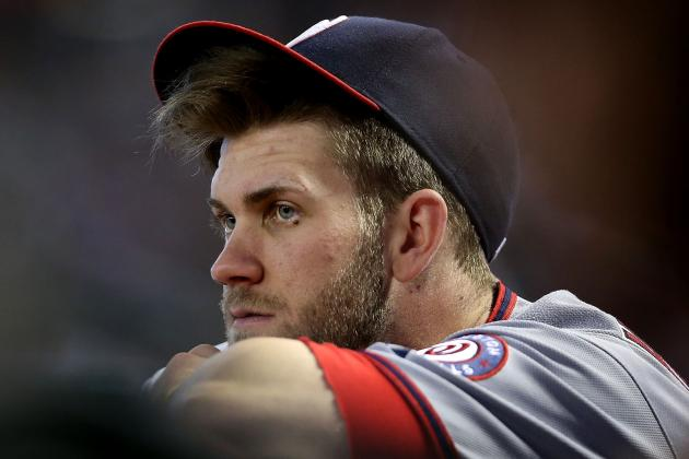 Nationals Top 5 Offseason Storylines: Bryce Harper's Knee; Surgery?