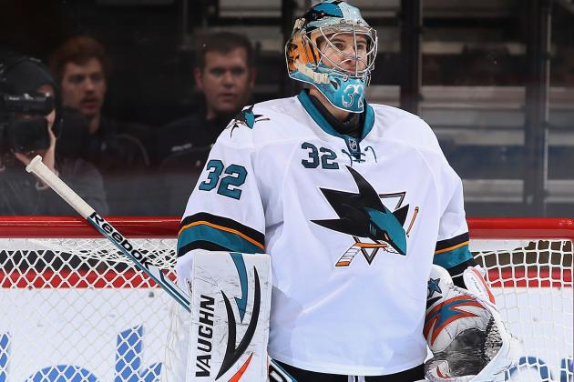 Stalock Takes Sharks No. 2 Gig, Team Rolls with Rookies